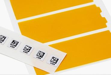 Etik Ouest Converting, conception et fabrication d'étiquettes techniques et RFID, étiquettes et pièces souples, étiquette de traçabilité