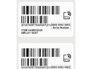 Etik Ouest Converting, conception et fabrication d'étiquettes techniques et RFID, tags et étiquettes RFID, retail, étiquette standards