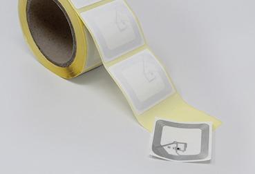 étiquette RFID pour poche de sang