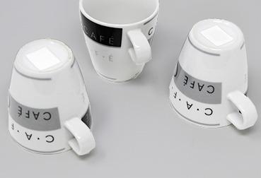 étiquette tag pour vaisselle