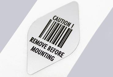 étiquette de protection ESD