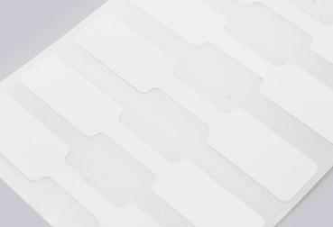 étiquette pour câbles et tubulures