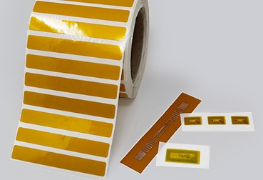 Etik Ouest Converting, technical labels for industry and RFID tags', specifics, high temperature tags