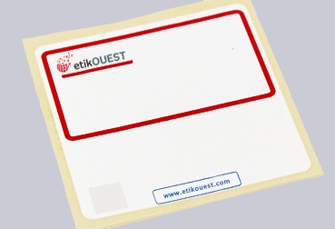 Etik Ouest Converting, technical labels for industry and RFID tags', traceability, label anti-counterfeiting